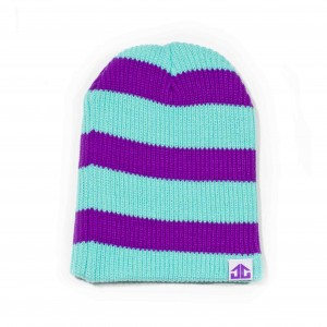 Bat Stripe Purple3