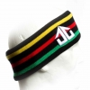 Stripey Headband Rasta4