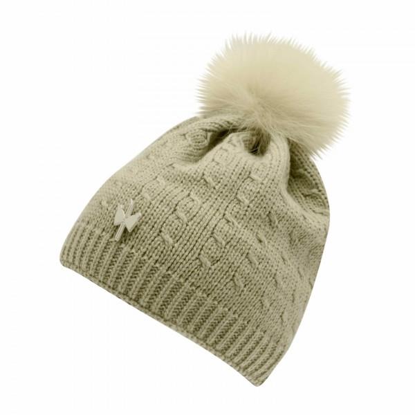 bonnet fourrure pipolaki
