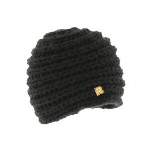bonnet classique noir