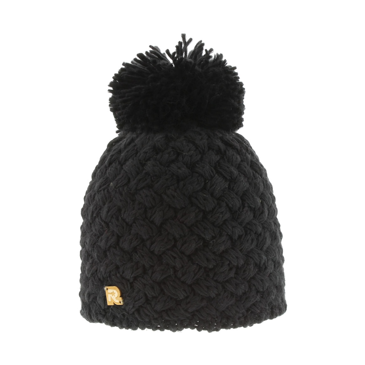 black ice 8100 pompon beanie herman. Black Bedroom Furniture Sets. Home Design Ideas