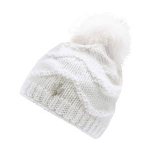 bonnet fourrure angora