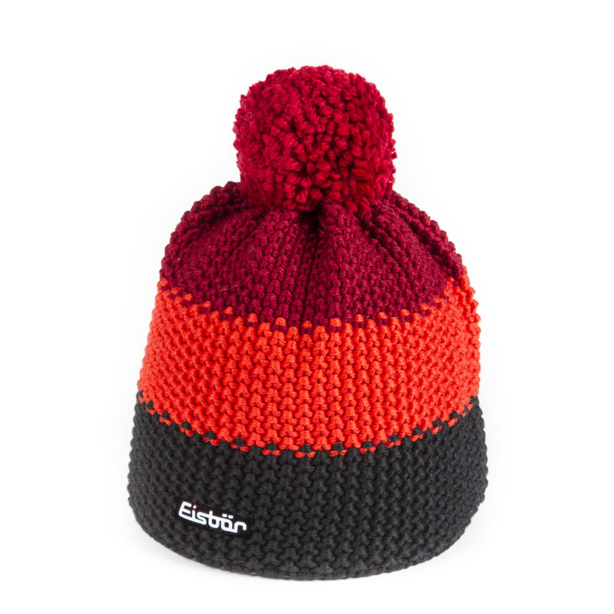 888323c33ad White Star Bobble Hat Eisbar - Pompom Hat