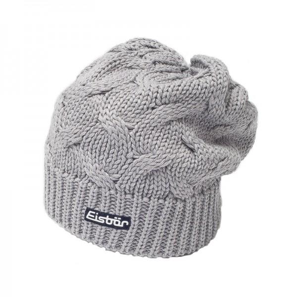 eisbar bonnet long albina grey 2