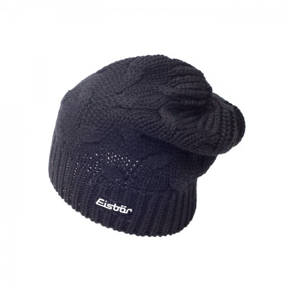eisbar bonnet long albina black
