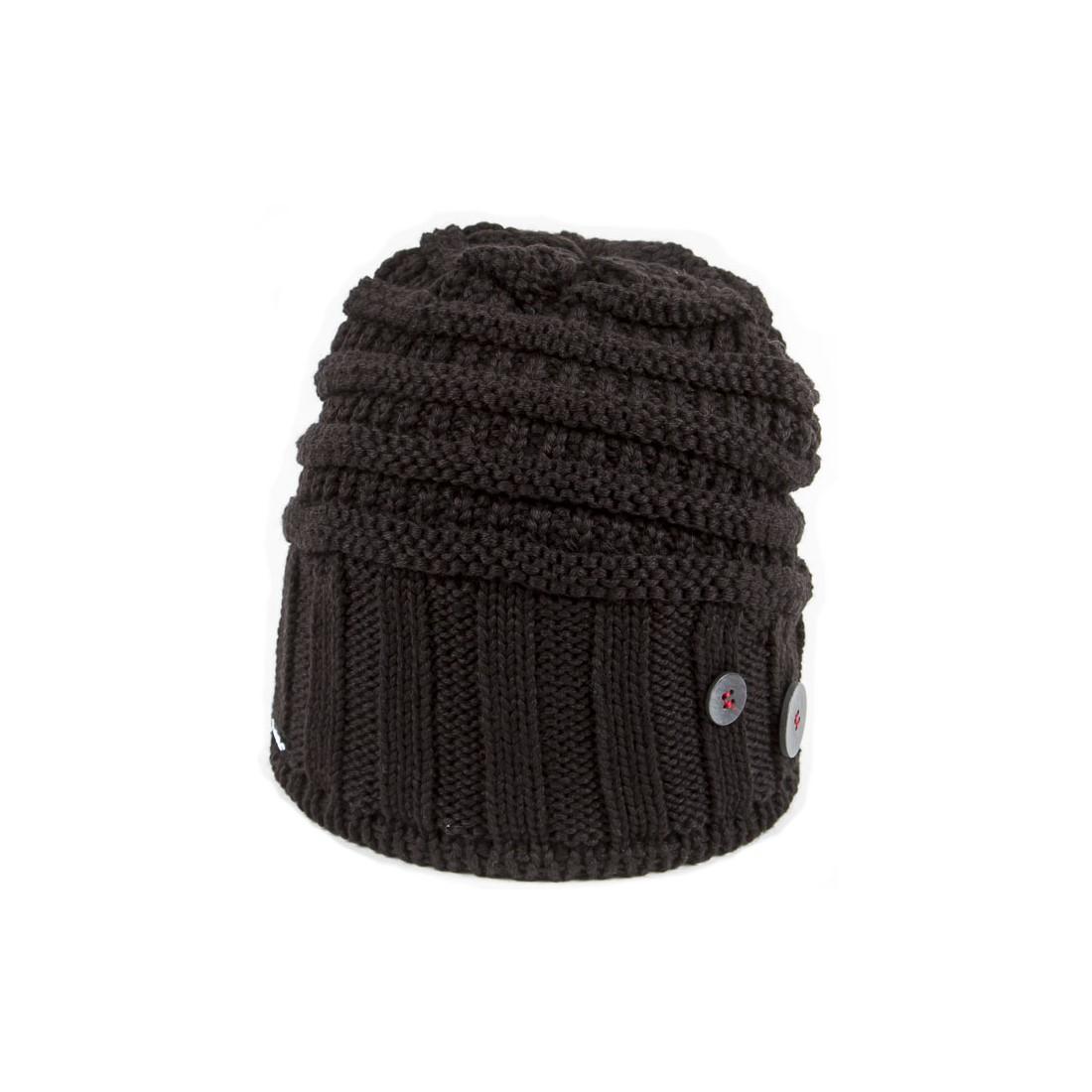Black Cullen Oversized Beanie - Eisbar. Long Hat. 9b9c15573bc