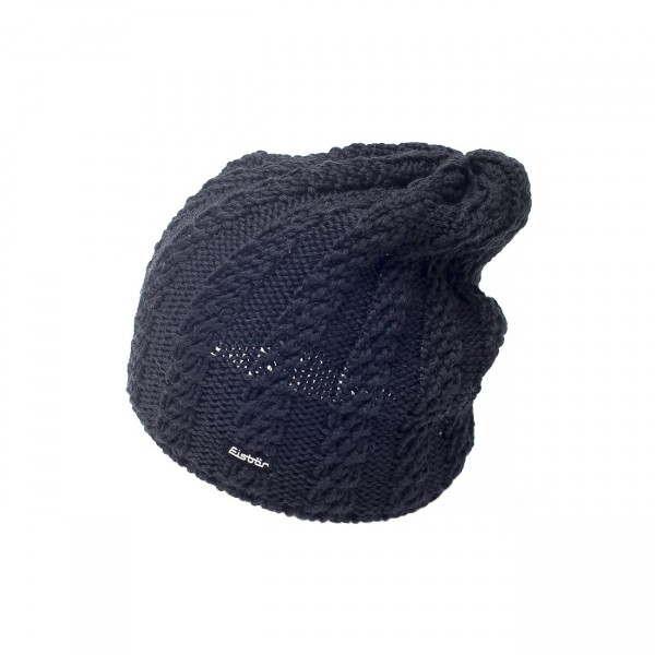 eisbar bonnet long dorle black 4