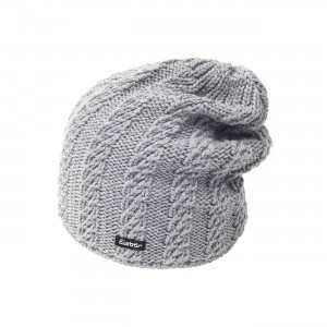eisbar bonnet long dorle grey 3