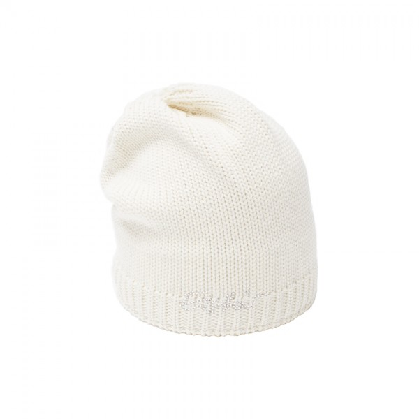 eisbar bonnet long lilly white