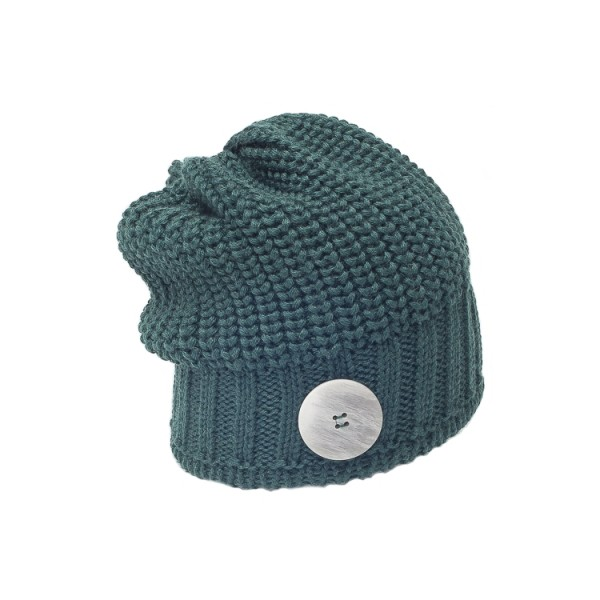 eisbar bonnet long nino green