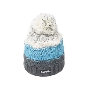 eisbar bonnet ski pompon jimmy bleu
