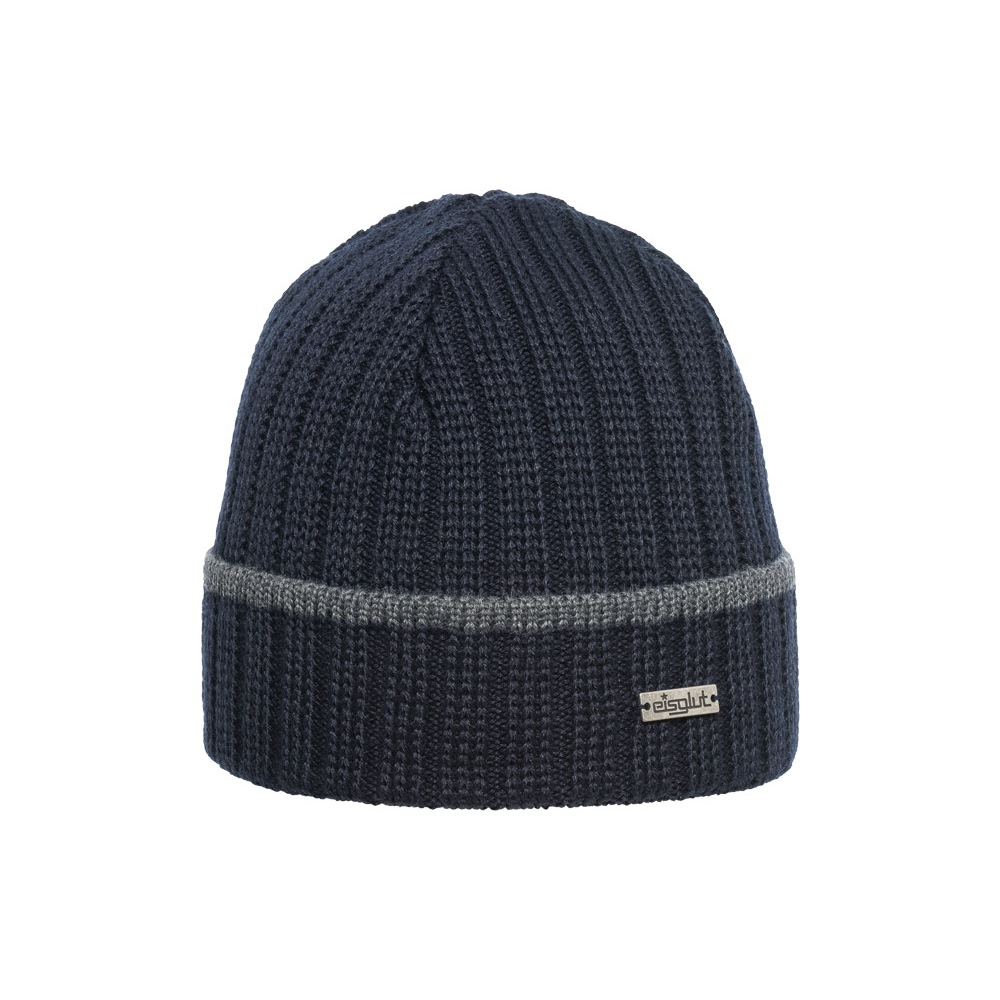 bonnet fisher bleu marine bonnet eisglut bonnet homme. Black Bedroom Furniture Sets. Home Design Ideas