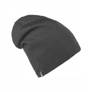bonnet long jersey gris foncé BRF15K646_MGR