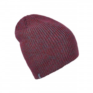 bonnet long thor beanie bordeaux BRF15K880_BUR