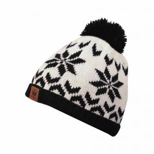 bonnet pompon montagne pipolaki 5872_hovden_010 noir