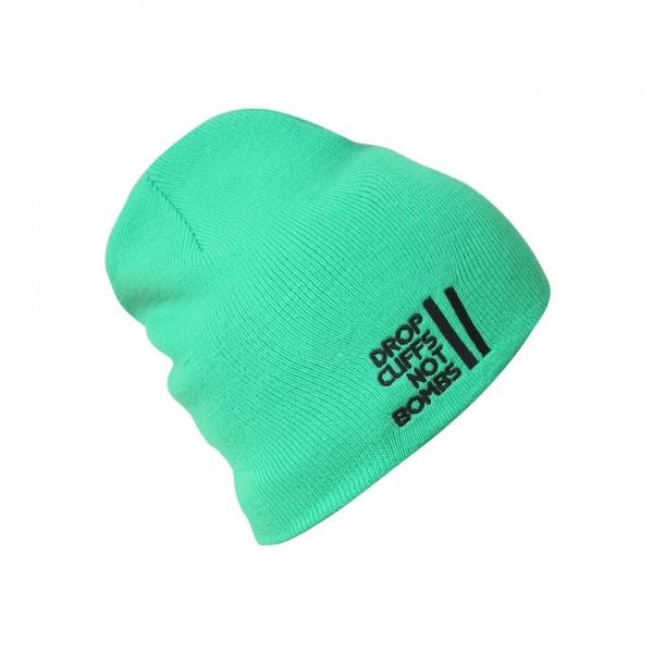 planks DROP614_Beanie_DCNB_green vert bonnet drop cliff not bombs
