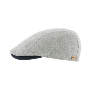 Casquette Plate RANGE POLO Gris