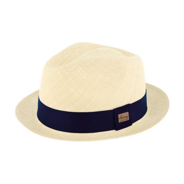 Chapeau Panama petit bord Heman AZUCAR-naturel