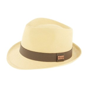 Chapeau Herman BENSON Naturel