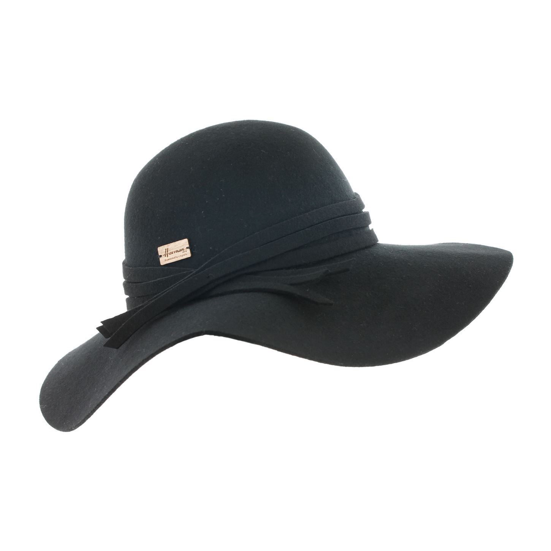 chapeau en feutre evita blue melon. Black Bedroom Furniture Sets. Home Design Ideas