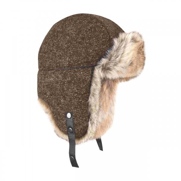 Chapka wool eco russia Brekka BRF16F139 KBRW
