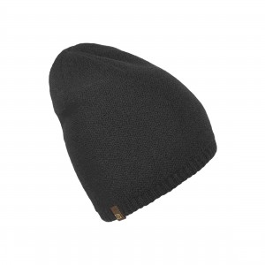 bonnet be long noir woman BRF16K783_BLK