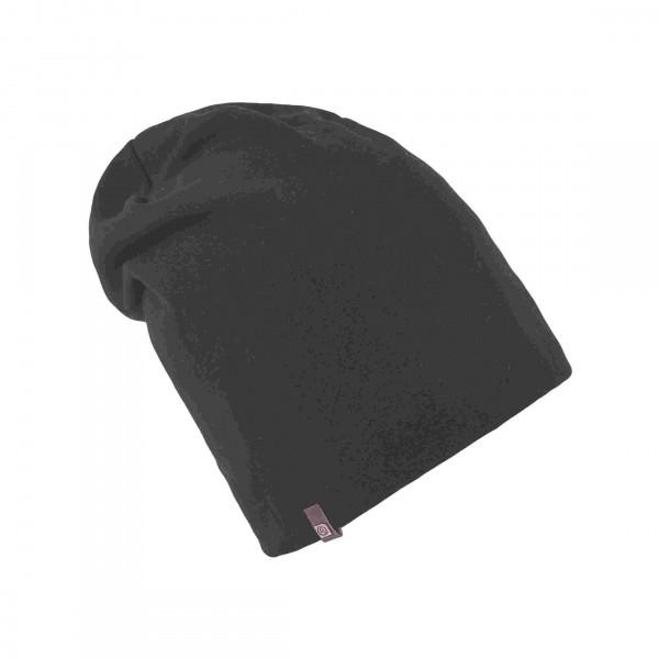 bonnet long jersey noir BRF16K646 BLK