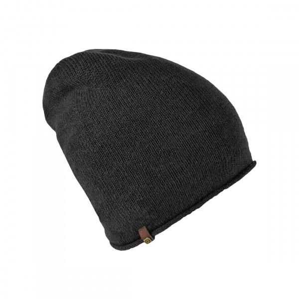 bonnet long relax long noir BRF16K301 BLK