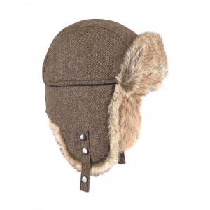 chapka wool eco russia brekka BRF16F139 HBRW