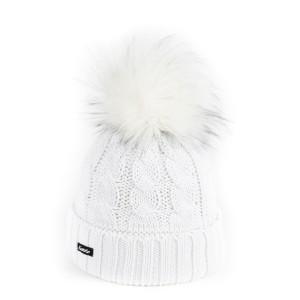 Eisbar 30106 100 Izzy Lux fake fur pompom