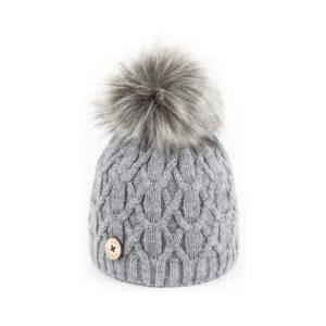 be0267bedb7 Fur Bobble Hat - fur pom pom hat. The best choice of fur hat.