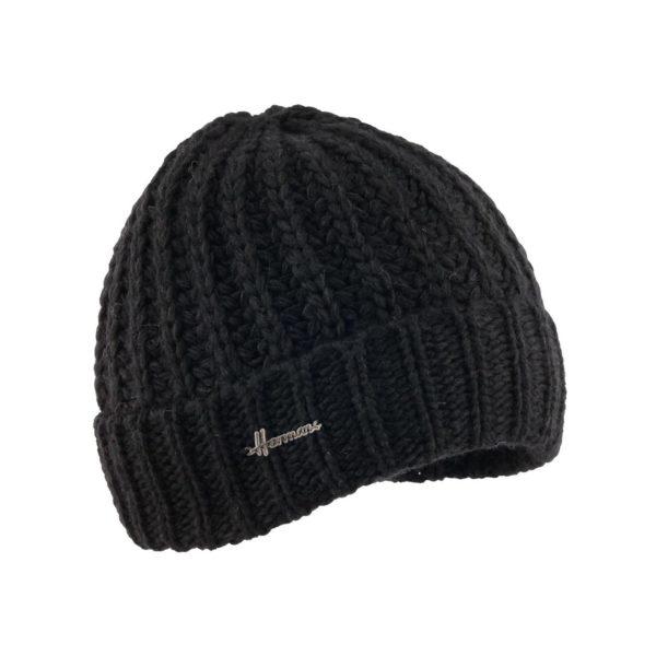 Bonnet Herman JUSTIN-8533-NOIR