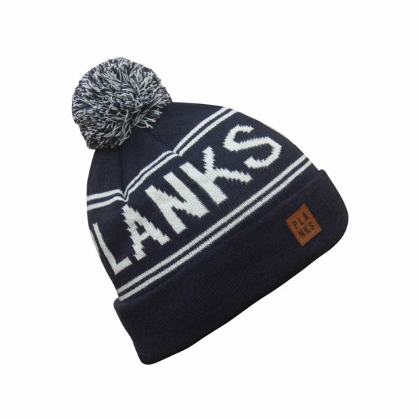 Classic Bobble AH-PLANKS808 Navy Blue