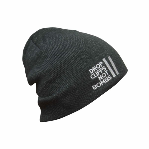 Drop Cliff Original Beanie AH-DROP809 grey