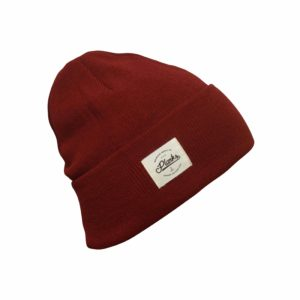 Mountain Supply Co Beanie AH-MSC805 Maroon