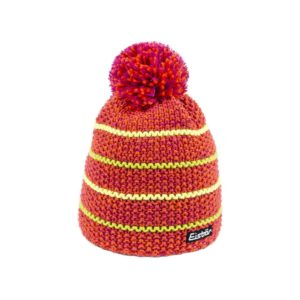 bonnet Eisbar Marus Pompon 30066 orange