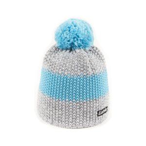 bonnet Pompon Eisbar Styler 30196 bleu