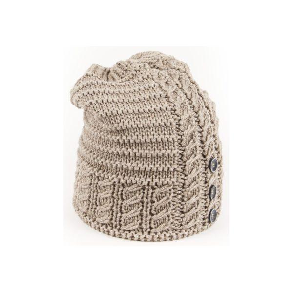 eisbar bonnet long Adena Beige