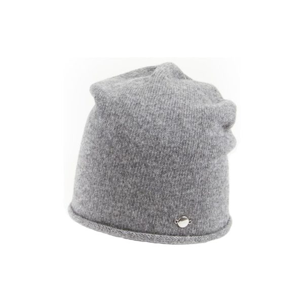 eisbar bonnet long Soft gris